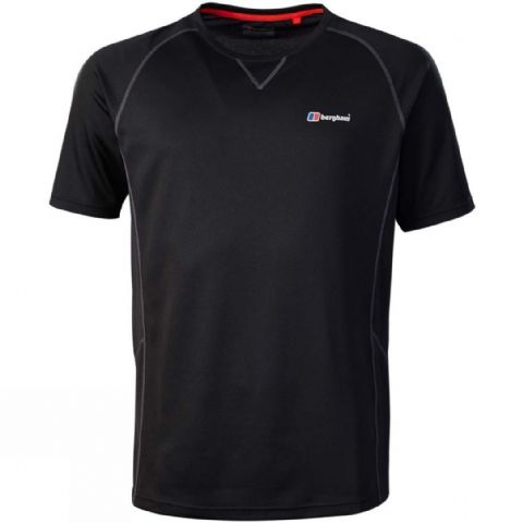 Berghaus Mens Tech Tee 2.0 Short Sleeved - Base Layer / Technical  T-Shirt